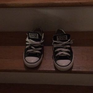 Other - Converse girl's All Star sneakers Size 2.5